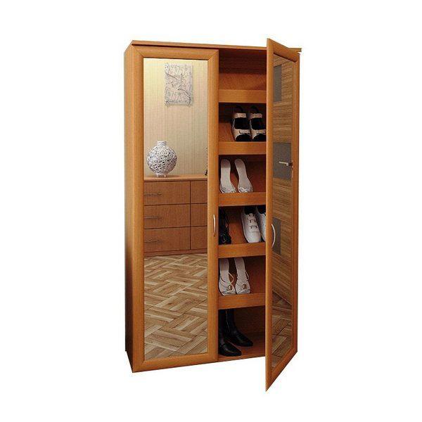 Шкаф обувной №3 МДФ