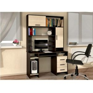 Компьютерный стол СК-4+ПСК-4Б
