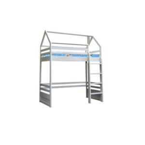 Кровать Домик (чердак)