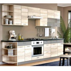 Кухня Лофт-1