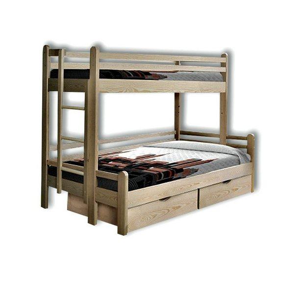 Кровать Орлёнок (двух-ярусная)