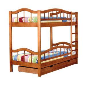 Кровать Тандем-1 (двух ярусная)