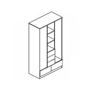 Шкаф №16