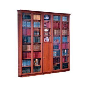 Шкаф книжный Галла-5.11